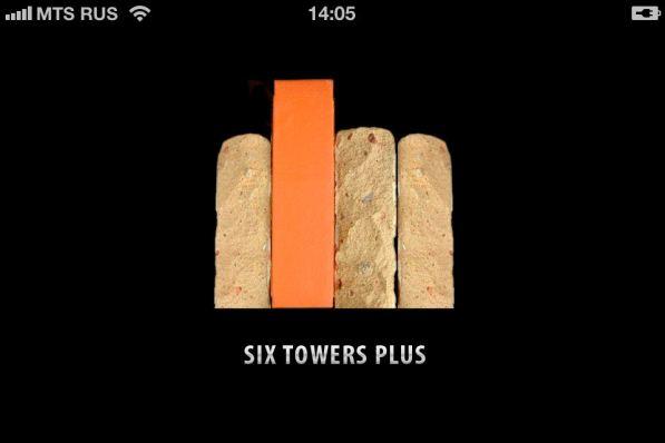 Six Towers (iOS) - 01