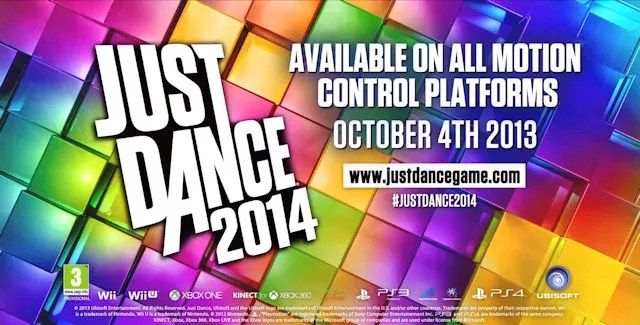 just-dance-2014-release-date
