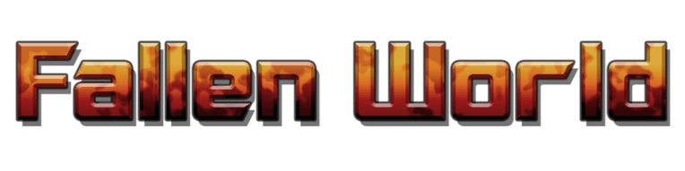 Game Logo - Fallen World