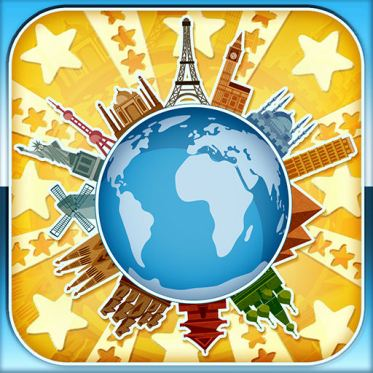 App Store Icon - Where In The World Is Monolisa