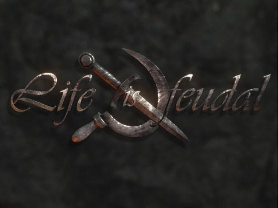 Game Logo - Life Is Feudal