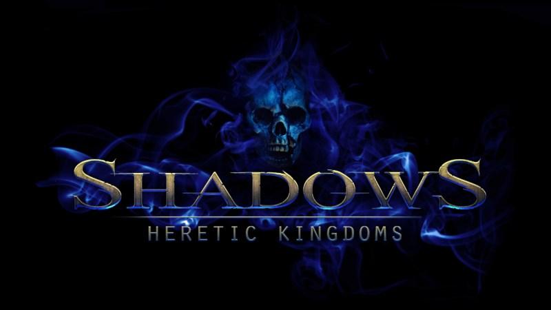Heretic Kingdoms Shadows-Logo