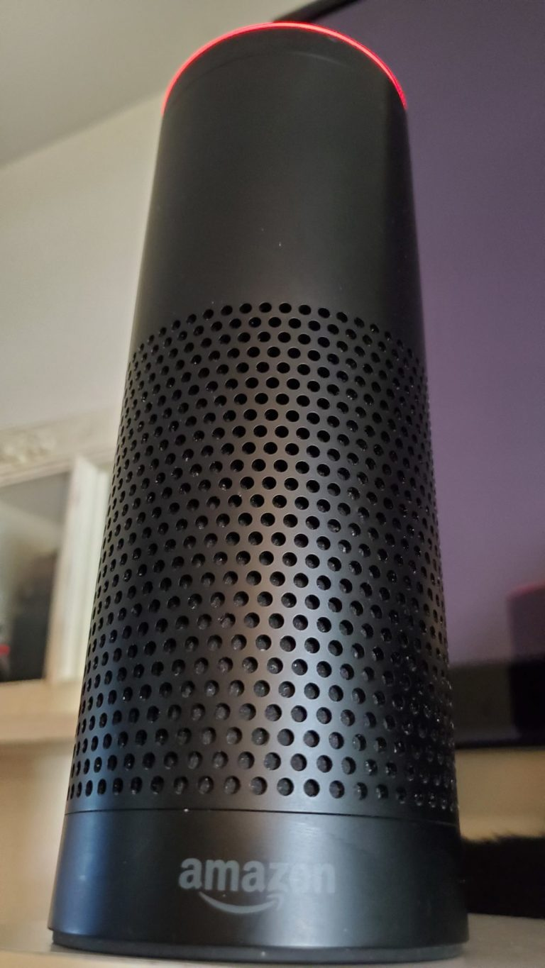 To Turn an Amazon Echo into a Spy Device… or not?