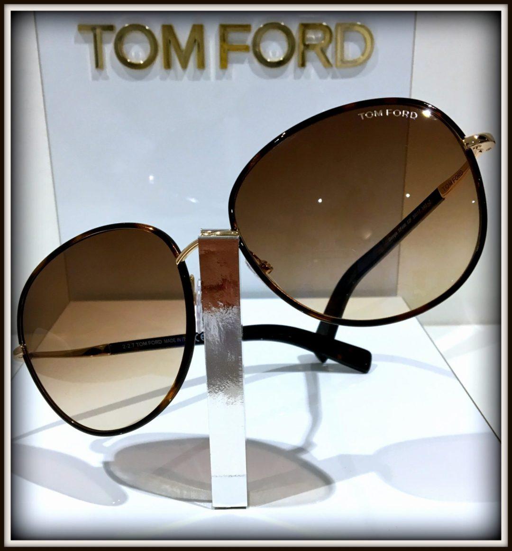 TOM FORD GEORGIA TF498 52F 59x17