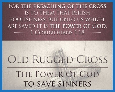 Old Rugged Cross Preview