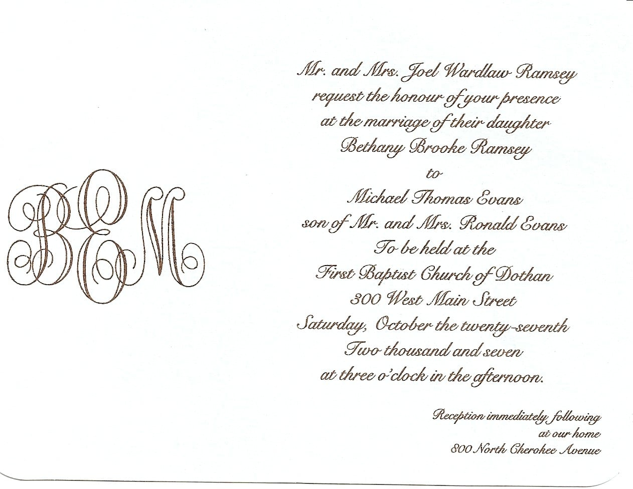 Wedding invitation letter sample wording plus size mother bride image result for wedding invitation letter sample wording stopboris Image collections