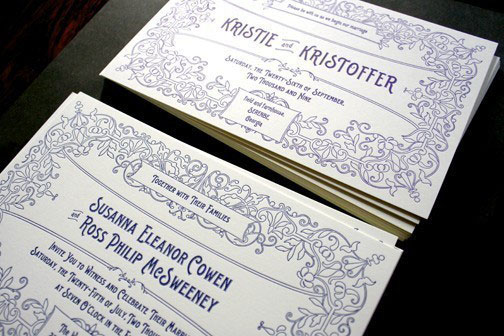 Postcard Wedding Invitations To Give You Extra Ideas On How Create Your Own Invitation 2
