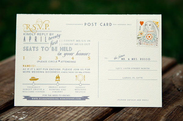 Yellow Gray Baby Shower Invitations