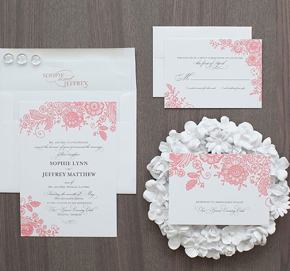 Lace Wedding Invitation For Inspirational Magnificent Ideas Create Your Own Design 1