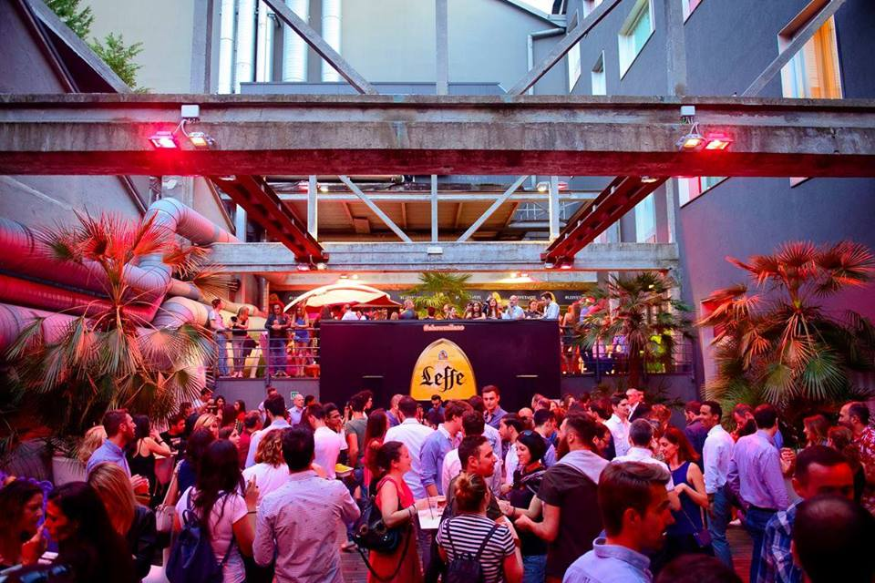 16.06.18 Summer Party Fashion Week / Terrace NHow Hotel