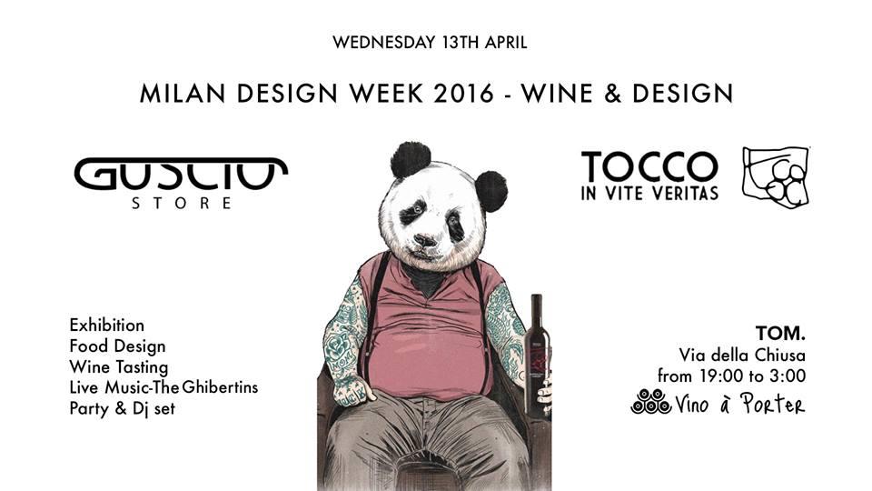 13.04 MDW2016 WINE & DESIGN @ TOM