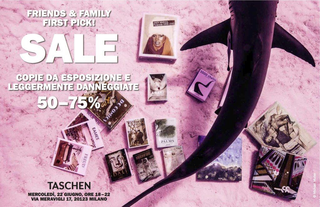 22.06 Taschen Preview Summer Sale 2016