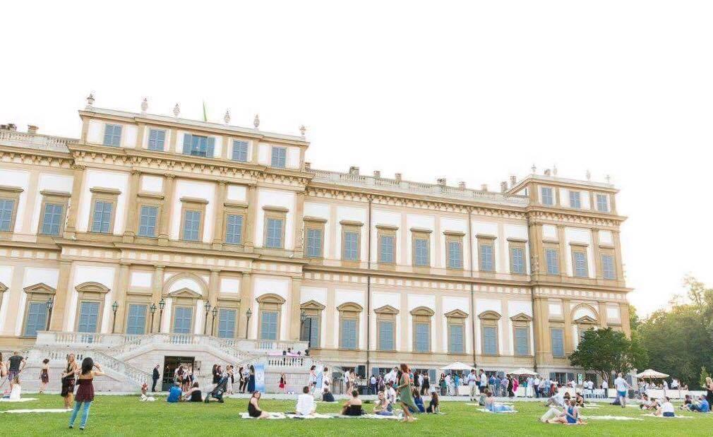 18.06.17 Villa Reale Monza / PicDrink / Open Air Aperitif & DJ Set