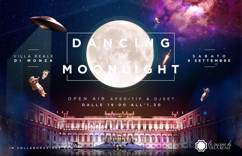 09.09.17 Villa Reale / Dancing In the Moonlight