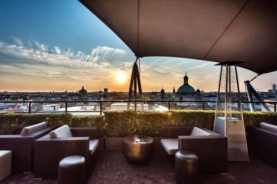 18.05.18 Terrazza Hotel DEI Cavalieri | Cocktail Party & DJ SET