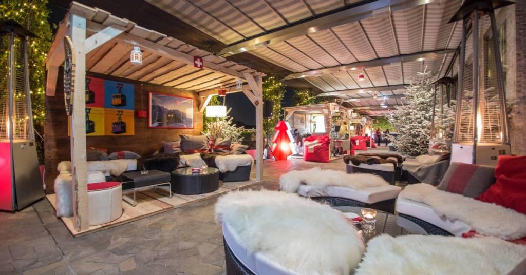 20.12 | SWISS APERO / Swisse Winter Lounge @ Terrazza Palestro
