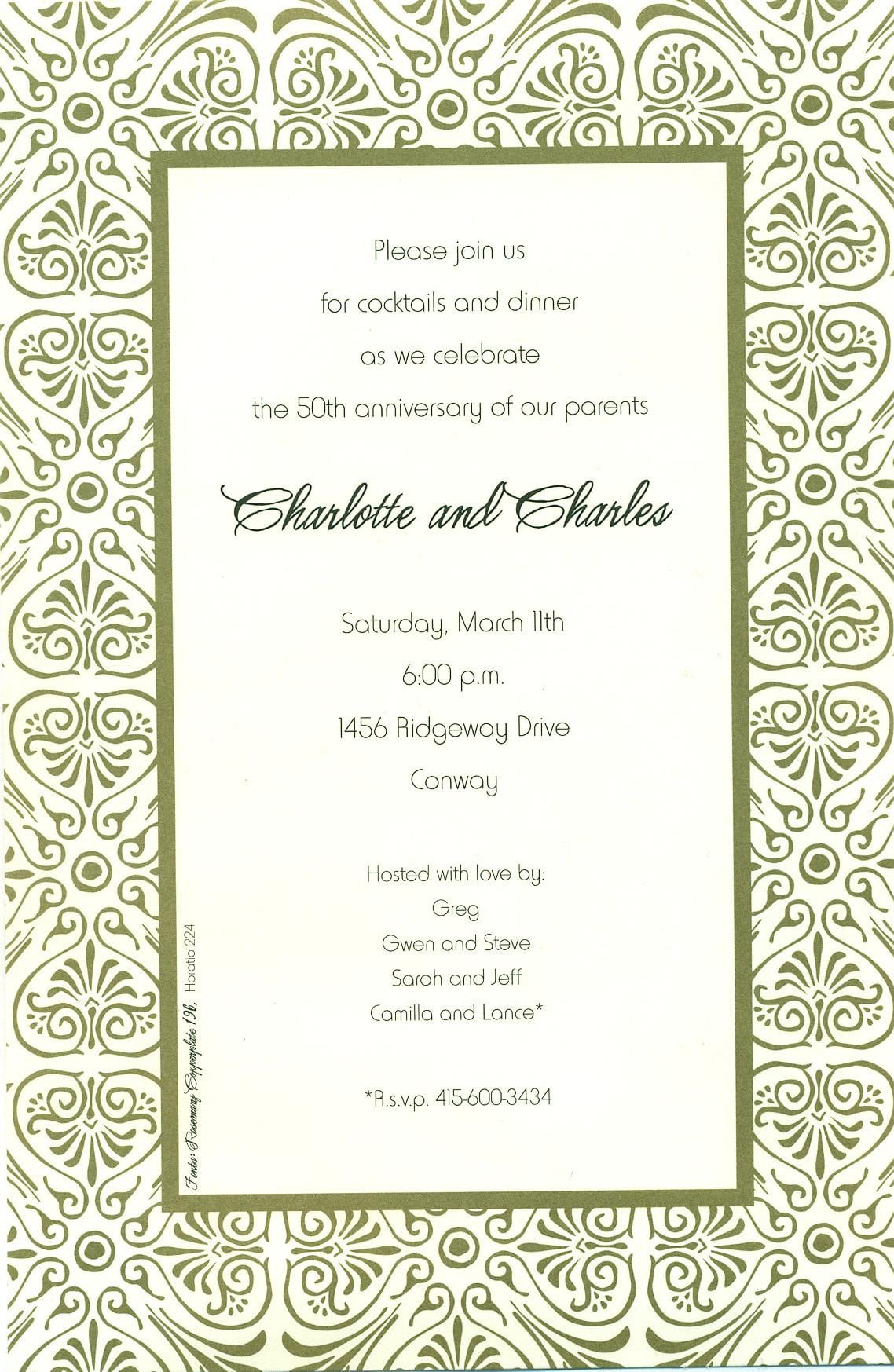 Dinner Invitation Templates Free party invitation templates free – Dinner Invitation Templates Free