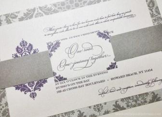 Sarina Wedding Invitation