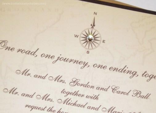 Lisa Wedding Invitation