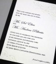 Sol Wedding Invitation