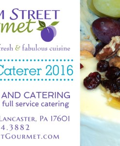 print ad advertisement for catering company best of lancaster
