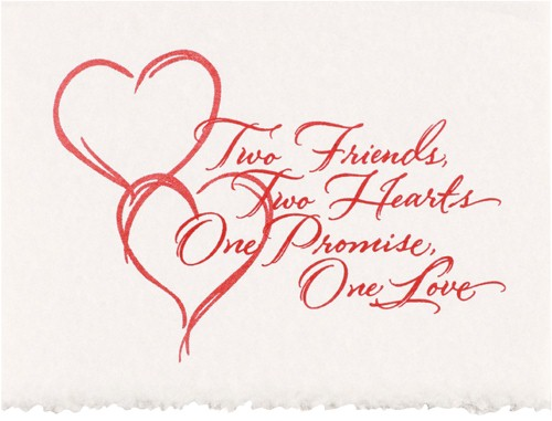 Using Hearts In Your Wedding Invitations The Traditional