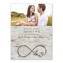 Save The Dates Invitations By Dawn