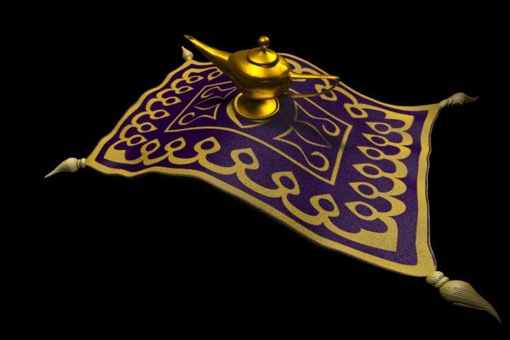 Magic Carpet Androxa