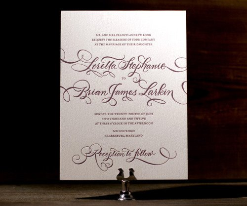 Hallmark Rustic Wedding Invitations