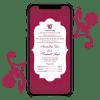 Invites Cafe Sikh Wedding Invitation 004