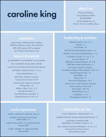 carolineking