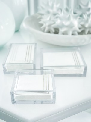 Acrylic Napkin Holders