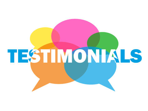Customer testimonials are crucial for marketing