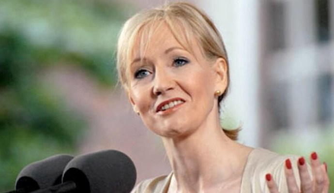 J.K. Rowling is best-selling author and property entrepreneur
