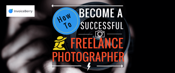 Check out our guide on how to become a successful freelance photographer