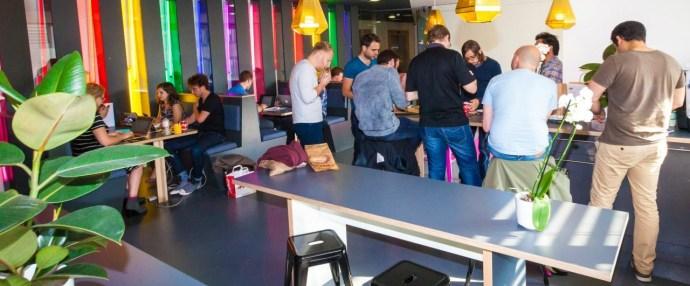 london-coworking-techhub