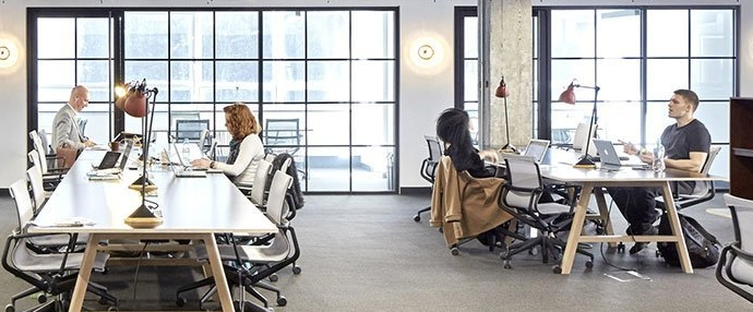 London Coworking: The Office Group