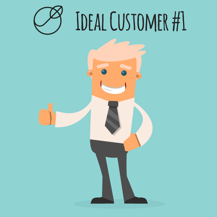 It's important to have an idea of who your ideal customer is when you create your inbound marketing strategy