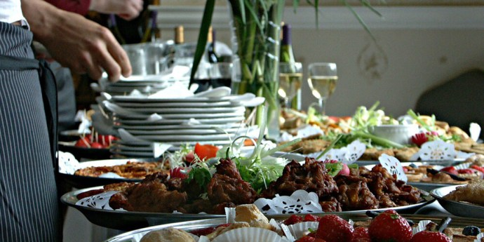 Now that you've got your bases covered, you need to find your catering business customers
