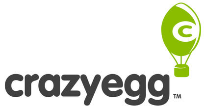 CrazyEgg helps you determine which parts of your landing page are the most and least effective