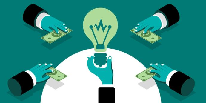 Crowdfunding is a useful solution to finance a business idea