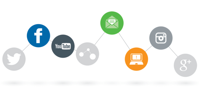A variety of channels can be adopted for you to market your content.