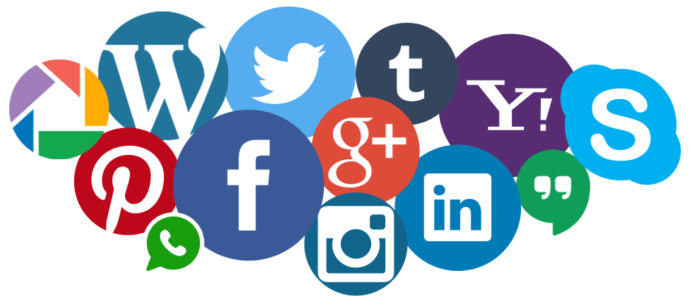 Social media has the potential to reach a massive audience.