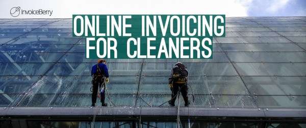 Find out why online invoicing can be a great solution for cleaners