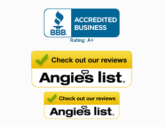 BBB accredited window replacement company.