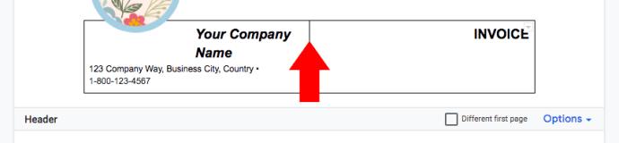 column-width-google-docs-invoice