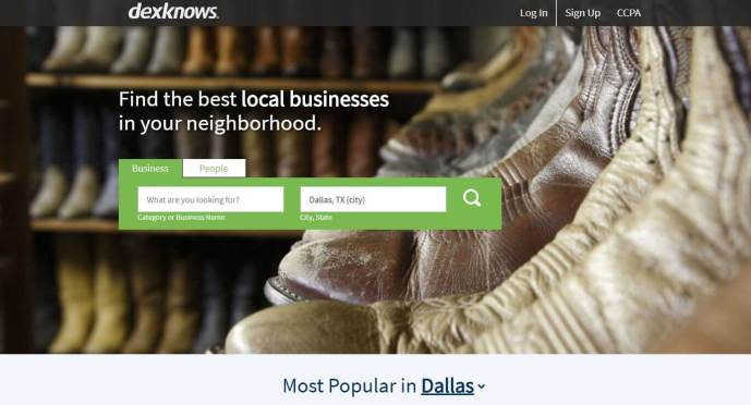 dexknows-us-business-directories