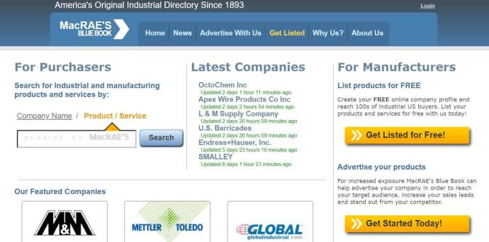 macrae-us-business-directories
