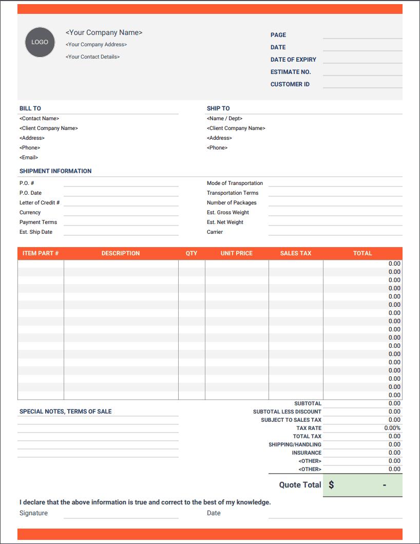 Google Docs Invoice Template Docs Sheets Invoice Simple