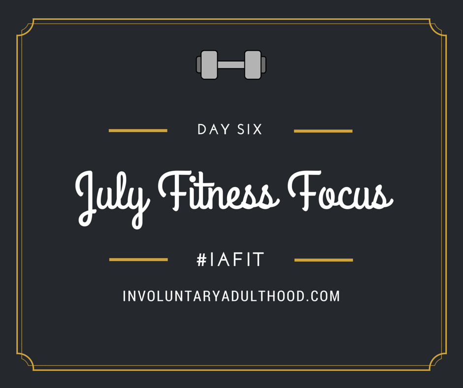 #IAFit: Day 6: Deep Stretch Your Neck + Shoulders